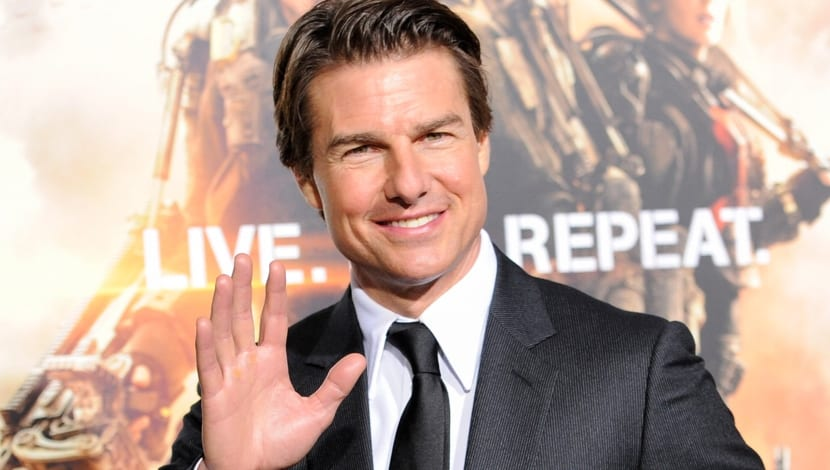 Tom Cruise gay Enquirer