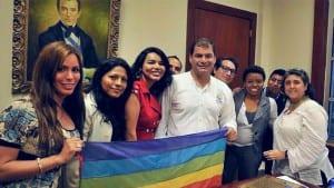 Ecuador Rafael Correa LGBT