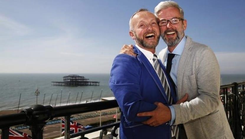 Matrimonio gay Inglaterra