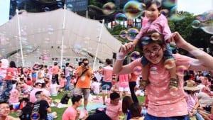 Pink Dot Singapur 2014