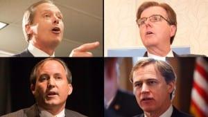 Texas legisladores homofobia gop