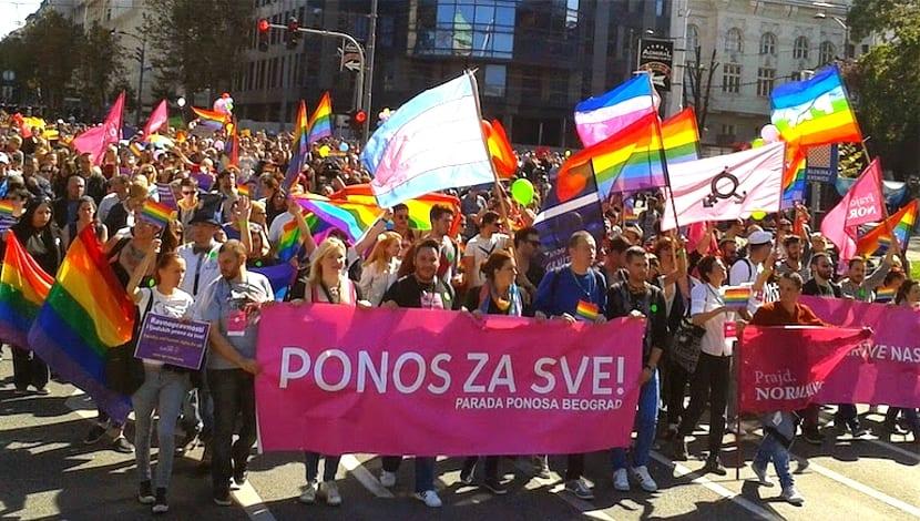 Belgrado Orgullo Gay 2014