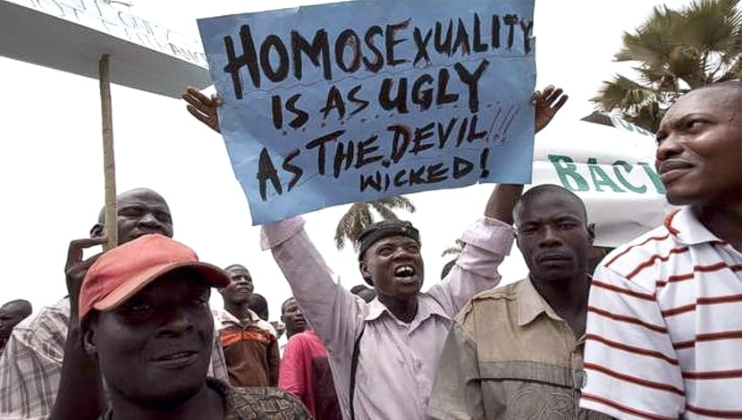 Chad homosexualidad delito