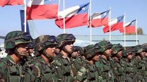 Ejército chileno movilh Juan