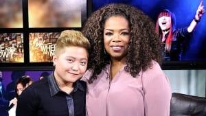 Charice Pempengco Glee Oprah