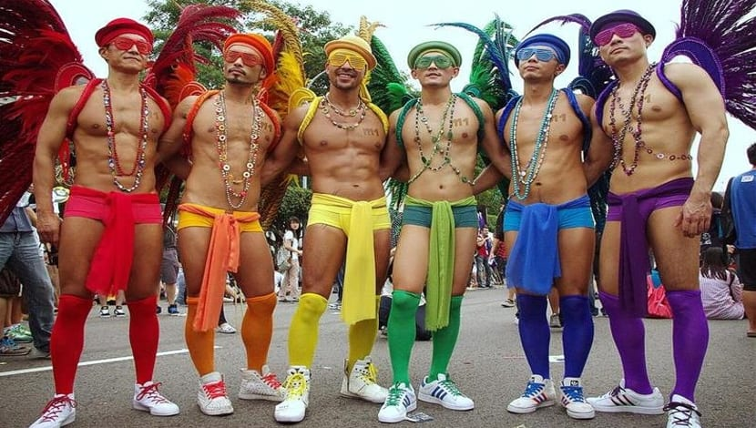 Pride LGBT Taiwán