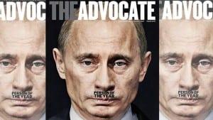 Advocate Putin homófobo 2014