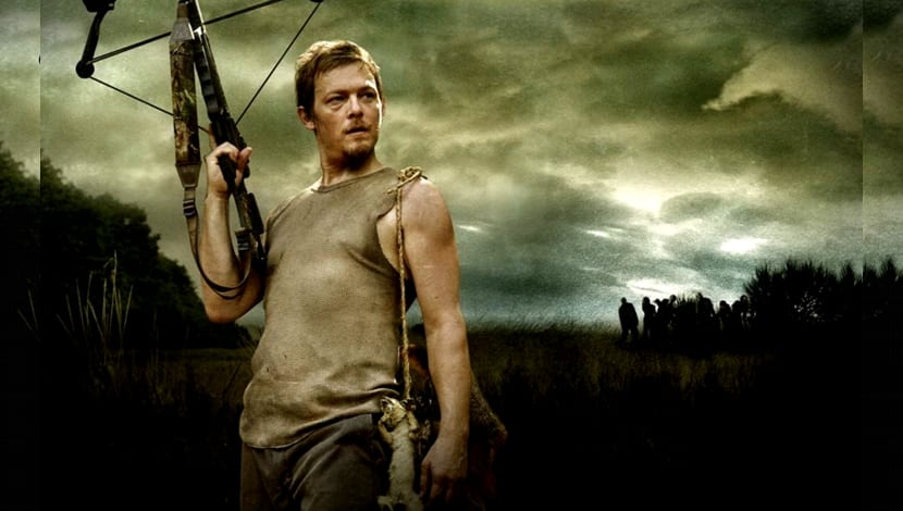 Daryl Dixon Walking Dead gay