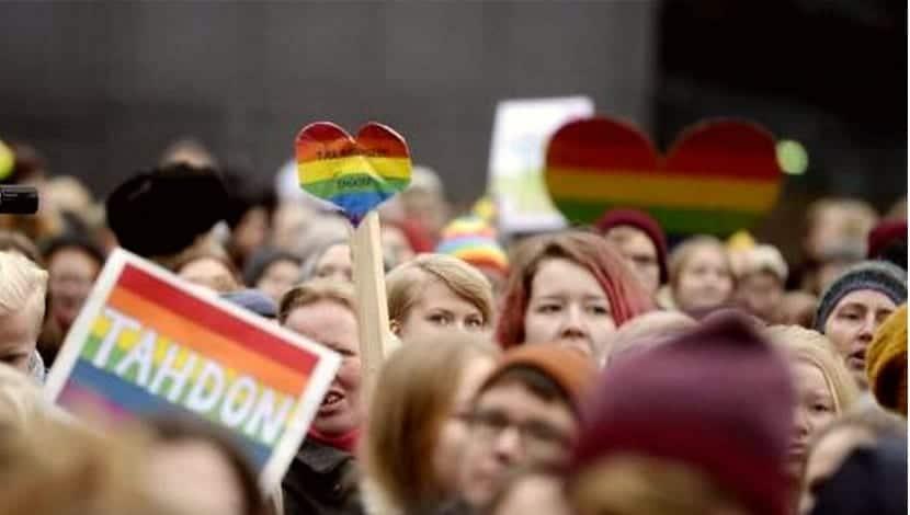 Finlandia matrimonio gay