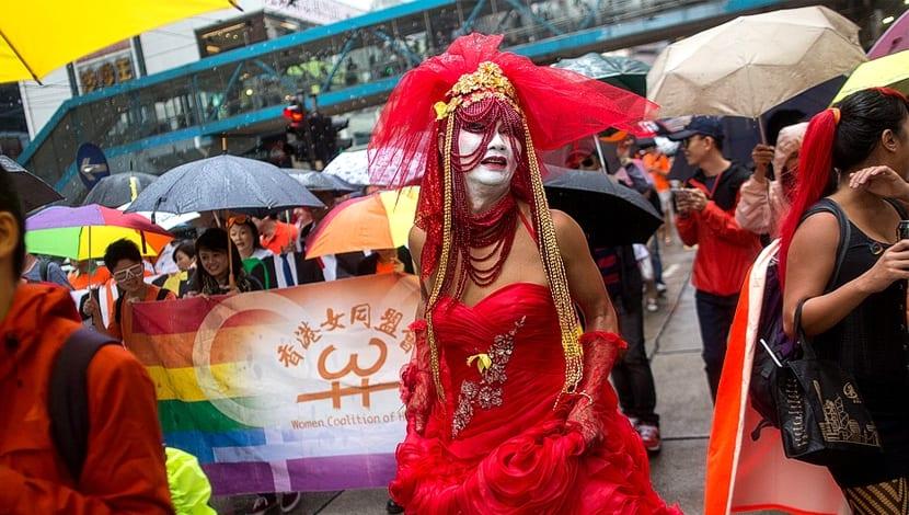 Hong Kong Pride Parade 2014