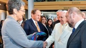 Lunacek Papa Francisco