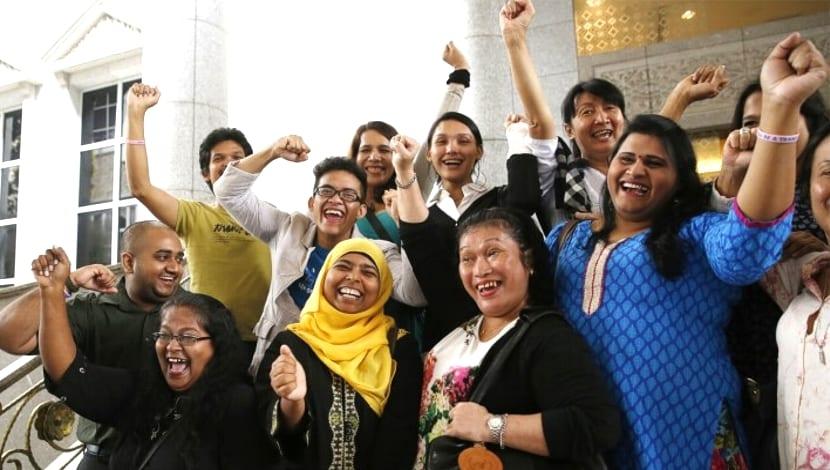 Malasia transgénero tribunal sharia