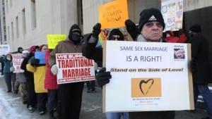 Michigan 300 bodas gays