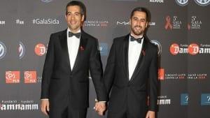 Oriol Francesc gala SIDA