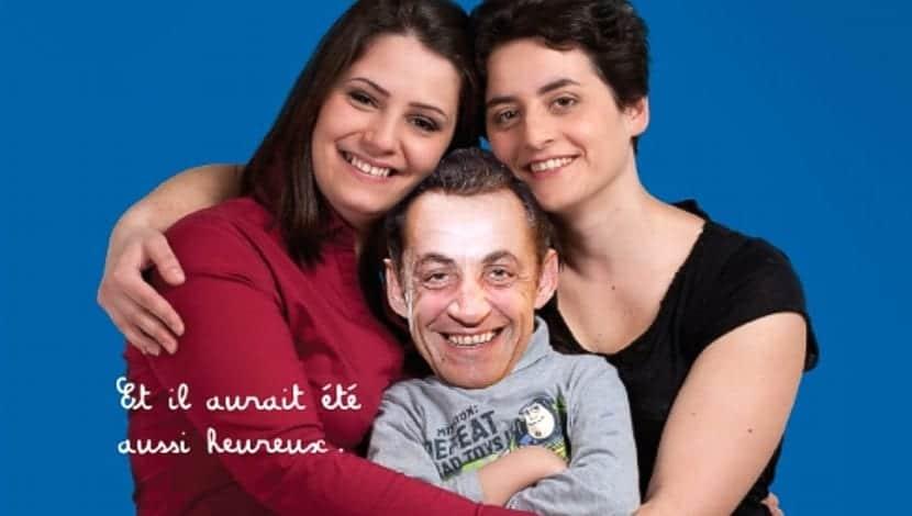 Sarkozy matrimonio gay