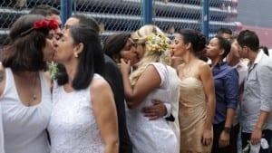 Brasil matrimonio gay