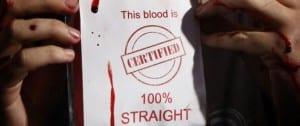 EE.UU. donación sangre gays
