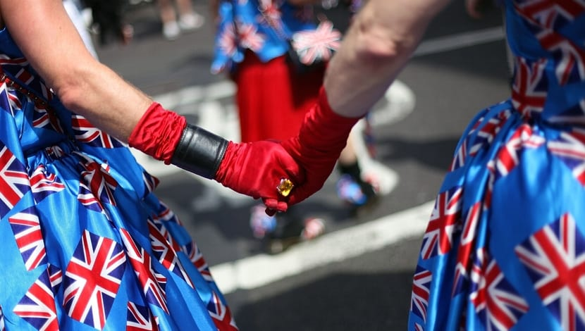 Inglaterra unión matrimonio civil