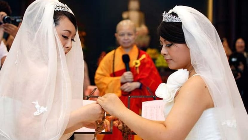 Taiwán matrimonio gay